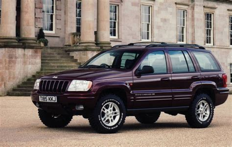 99 Jeep Grand by Jeep Grand Station Wagon Review 1999 2004