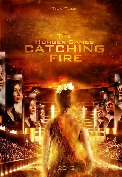 "Fan-Made ""Catching Fire"" Movie Posters You Have To See ..."