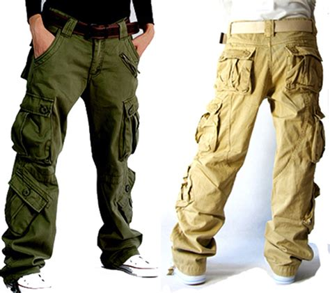 New 2014 Womenu0026#39;s Clothing Fashion Women Green Cargo Pants Hip Hop Dance Harem Pants Sweat Pants ...