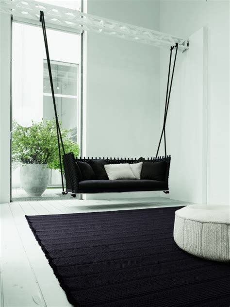 Indoor Swing Sofa by Interior Design The Indoor Hammock Bachelorette Lifestyle