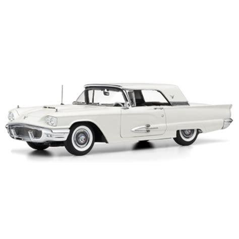 Danbury Mint: 1959 Ford Thunderbird - White (0443-0245) in ...