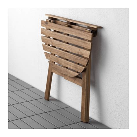 ikea folding desk wall askholmen table for wall outdoor folding grey brown