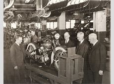 Knucklebuster » Blog Archive » Vintage Harley Factory