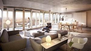 Wohnen Luxus De : hochparterre presseschau wohnen im luxus loft ~ Lizthompson.info Haus und Dekorationen