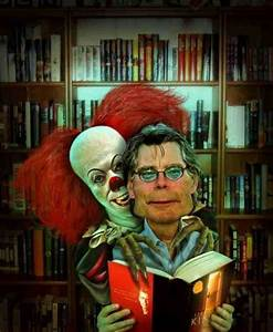 Stephen King It Pennywise Quotes. QuotesGram