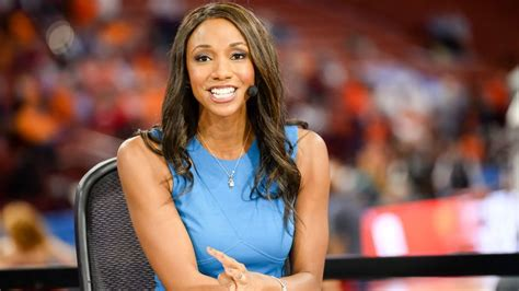 Maria Taylor stands tall for ESPN after overcoming early ...