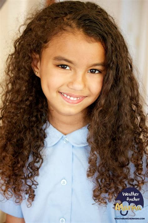 Kid Hairstyles For Curly Hair teach how to care for curly hair naturally curly