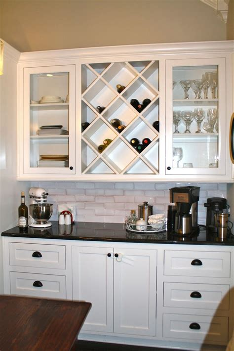kitchen hutch 1000 ideas about wine cabinets on bar