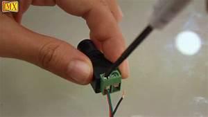 How To Install Video Balun To A Cctv Camera  U0026 Dvr