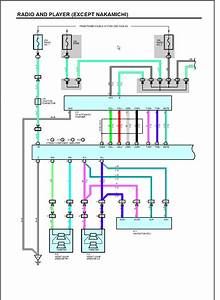 94 Lexus Radio Wiring Diagram