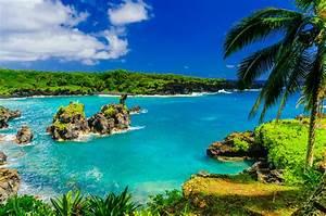 road to hana maui hawaii With maui or honolulu for honeymoon