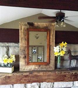 price reducedhandmade barn wood framed antique With cost of barn wood