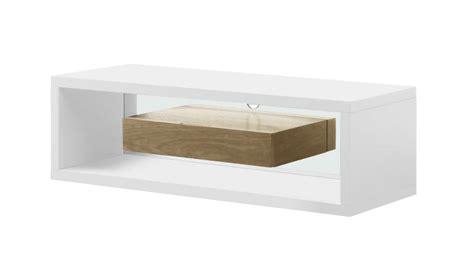 canape avec rangement meuble tv blanc et bois mobilier moss