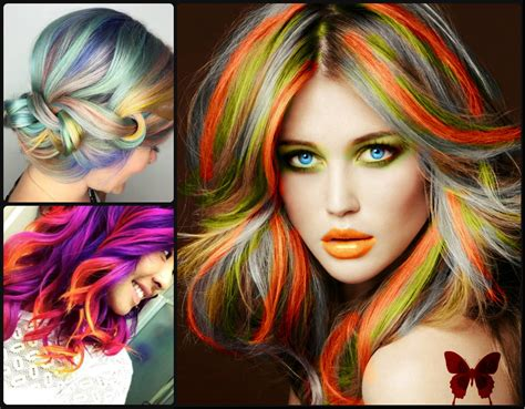 latest hair dye color  summer spring