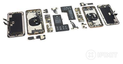 ifixit teardown reveals iphone xs l shaped battery the