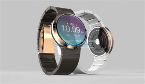renders show what the metal gold edition of the samsung gear a aka orbis could look like