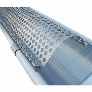 Laubschutz Für Dachrinnen : aluminium laubschutz f r dachrinnen ~ Watch28wear.com Haus und Dekorationen