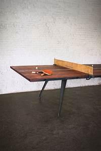 Dunke Design Ping Pong Table