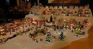 snow village gallery