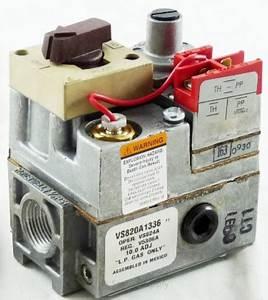 Honeywell Vs820a1336  4 U0026quot  Npt Iron Body Gas Valve