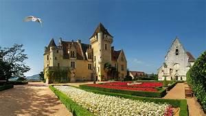 Schöne Städte In Frankreich : fotos von frankreich chateau des milandes burg park st dte 1920x1080 ~ Buech-reservation.com Haus und Dekorationen
