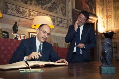 Come Si Chiama Il Presidente Consiglio Dei Ministri by Rimpasto 5 Ministri Da Quot Rottamare Quot Saccomanni Lupi