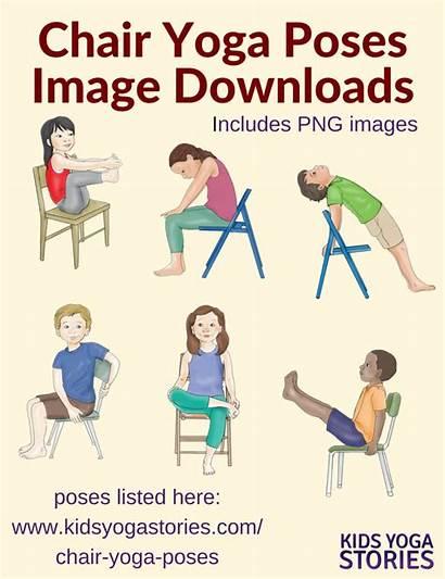 Yoga Chair Poses Kid Easy Massage Kidsyogastories