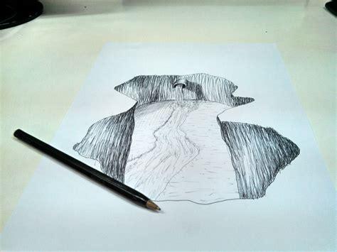 Barco Roto Dibujo by Como Hacer Un Dibujo En 3d Arte Taringa