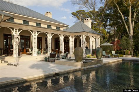 paula deen house paula deen is selling her savannah home eyeing move to new york city huffpost