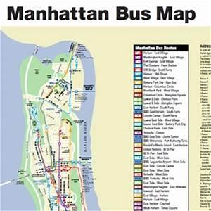 Plan De Manhattan : plans de new york t l charger et imprimer m tro bus ~ Melissatoandfro.com Idées de Décoration