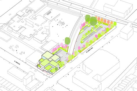 bjarke ingels is designing a 50m nypd station house in the south bronx 6sqft