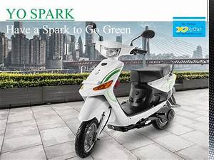 Yo Spark  U2013 An Ebike For A Green Transportation
