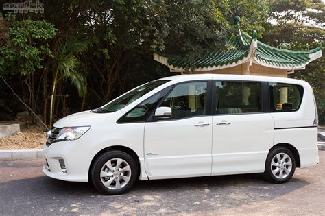 Review Nissan Serena by Nissan Serena Highway S Hybrid 再慳多d 香港第一車網 Car1 Hk