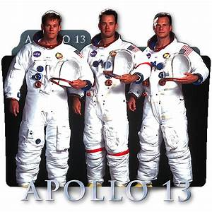 Apollo 13 movie folder icon by zenoasis on DeviantArt