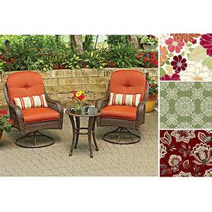 better homes and gardens patio cushions better homes and gardens azalea ridge cushions walmart