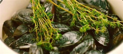 les moules marinieres au curry la recette