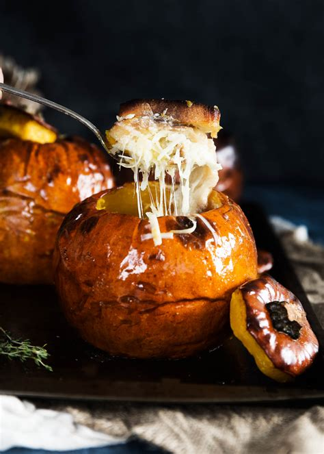15 Stuffed Pumpkin Ideas Easy Recipes For Stuffing