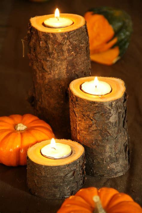 Kuerbis Dekorationsideenhalloween Kerzenleuchter Mit Papier by Bastelideen Herbst Und Originelle Dekoideen F 252 R Eine