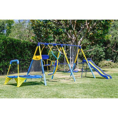 Permalink to Kids Backyard Playground