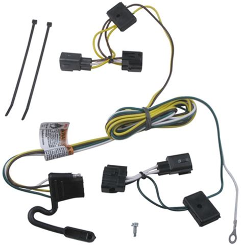 Custom Fit Vehicle Wiring For Jeep Wrangler Tow
