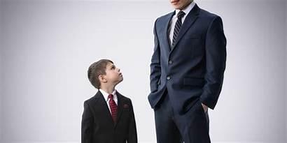 Dad Looking Suit Narcissist Pentru Afacerilor Generatie