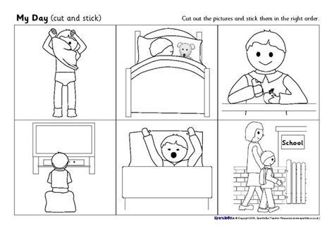 preschool story sequencing printables simple sequencing worksheets barongs preschool 262
