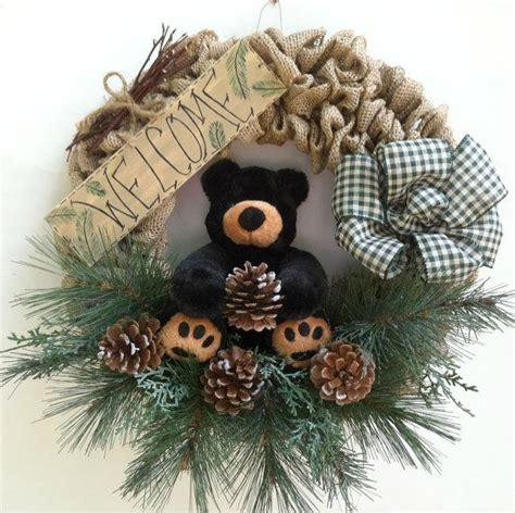 ideas  bear decor  pinterest black bear
