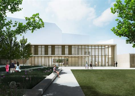 school buildings educational architecture  architect