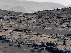 Amazing Mars Anomalies NASA Image Sol 610 Strange Alien ...