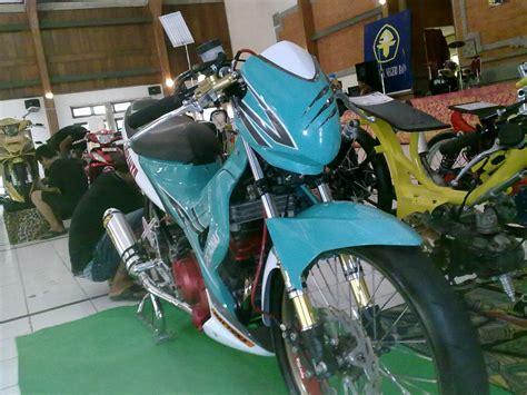 Modif Satria Fu Road Race by Modifikasi Satria Fu Road Race Images