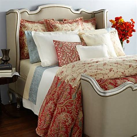 Ralph Paisley Bedding by Ralph Mirabeau Paisley Bedding Collection