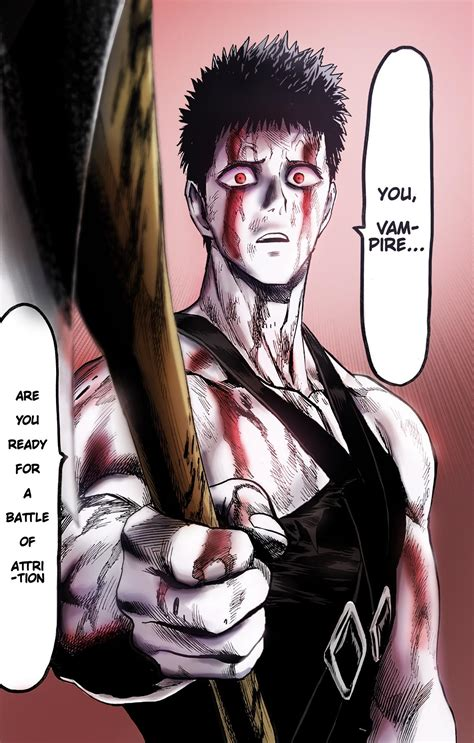punch fire vs zombieman comic
