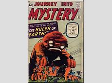Journey into Mystery #81 The Ruler Of Earth! Issue