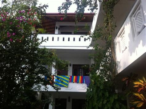 Front  Picture Of Unawatuna Beach Bungalow Hotel